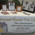 Metroeast Home Vet Care table
